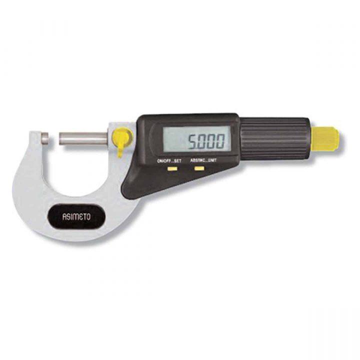 Asimeto Mikrometer Digital