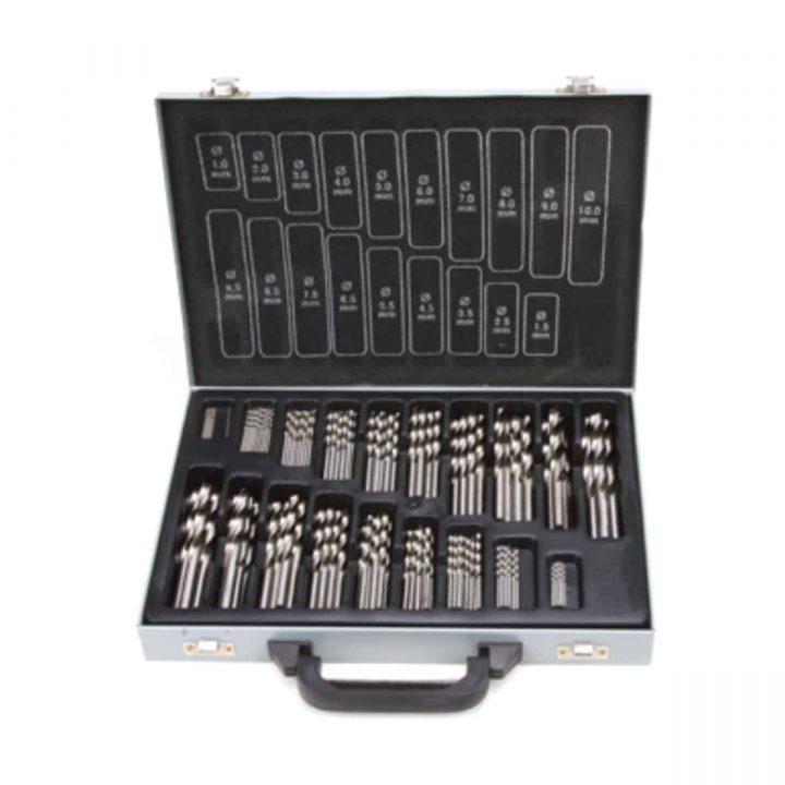 Bor Metall DIN338 HSS-S 01,00-10,00mm