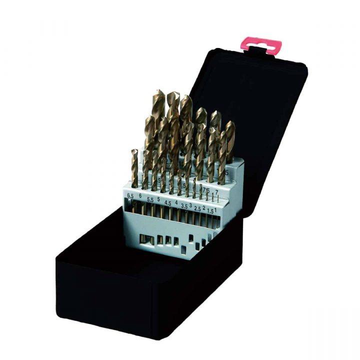 Bor Metall DIN338 HSS-E(Co) 01,00-13,00mm