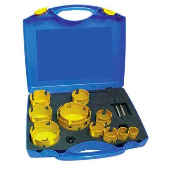Pro-Fit hullsagsett hardmetall 35-133 351090835133