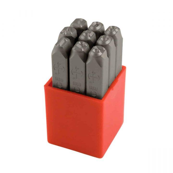 Pregestempel for stål ,Tall