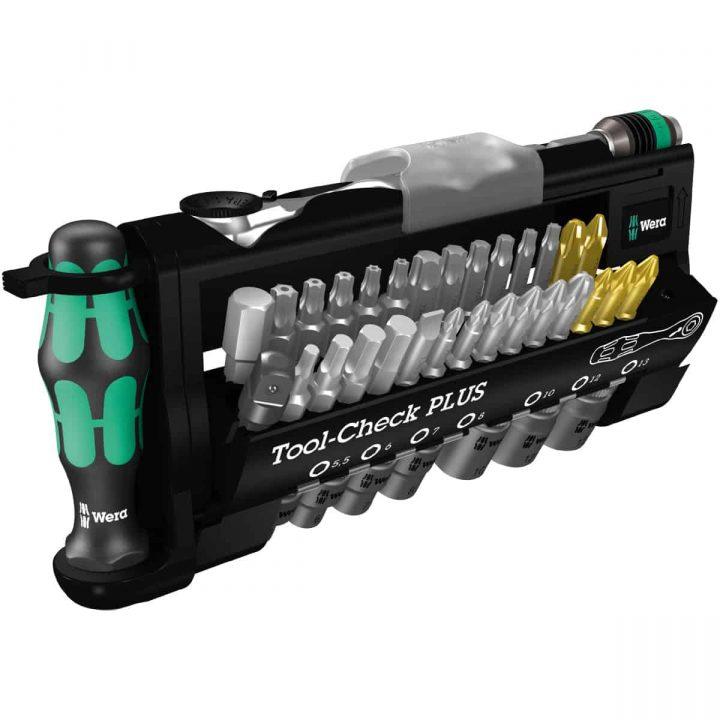 Wera Tool-Check Plus bits-/pipesett