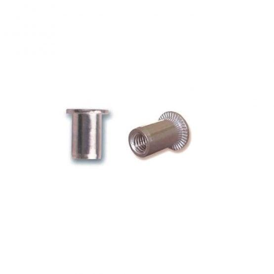 Skrunagler aluminium