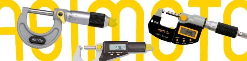 Mikrometer (måleverktøy)