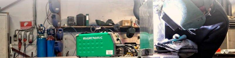 Migatronic Focus Tig AC/DC