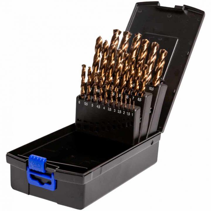 Bor Metall DIN338 HSS-E(Co) KR012250