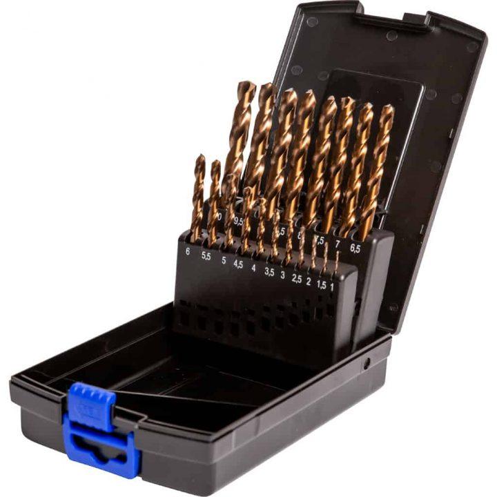 Bor Metall DIN338 HSS-E(Co) 01,00-10,00mm