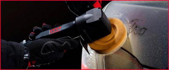 Slipe-/Pusse-/Poleringsmaskiner