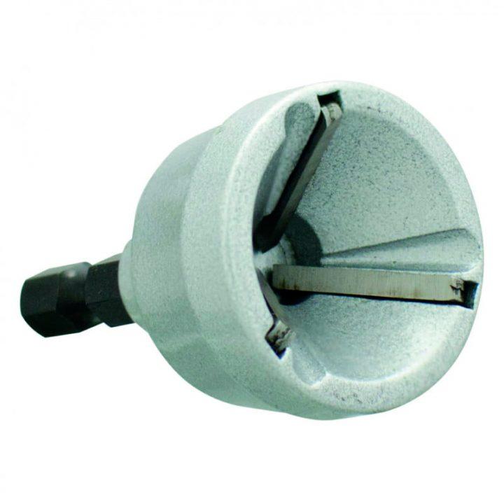 Uni Reamer Plus avgrader stål (72HRC)