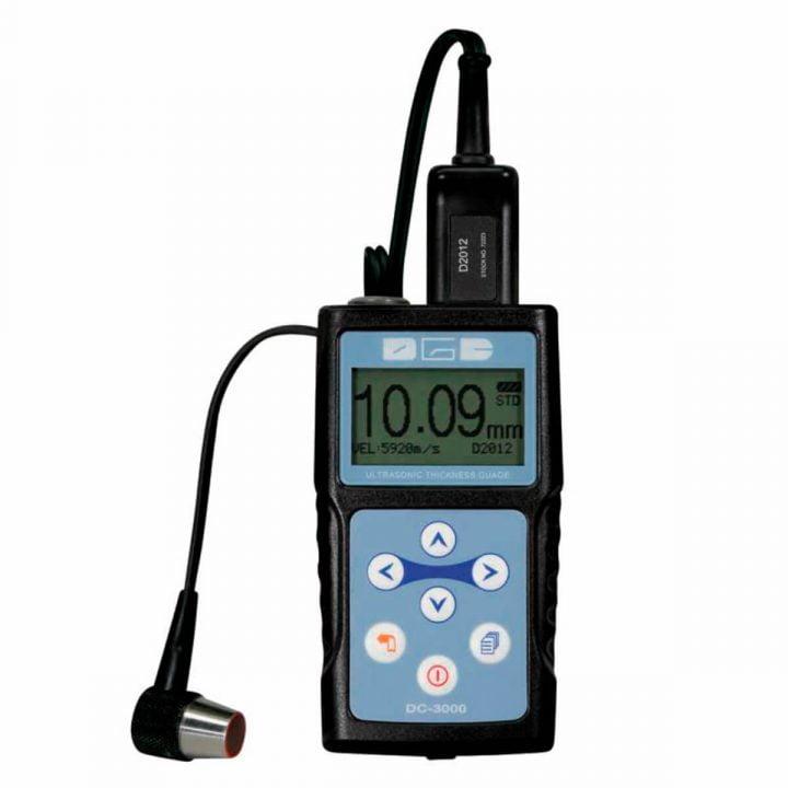 Ultrasonisk tykkelsesmåler (T-E, E-E, Scan)