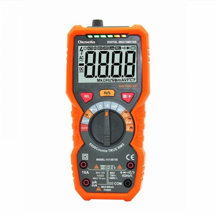 Diesella Multimeter 1000V/10A